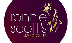 Ian at Ronnie Scott's