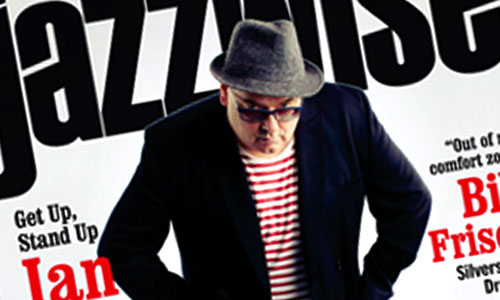 Ian on Jazzwise